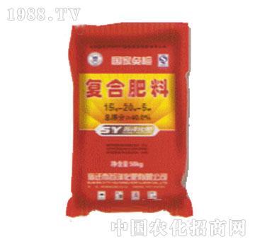 苏洋-40%复合肥料
