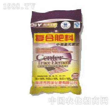 苏洋-复合肥料(中微量元素肥)