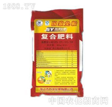 苏洋-复合肥料(控氮型)