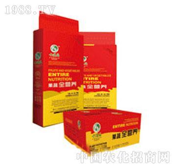 六道福-果蔬全营养腐植酸水溶肥料
