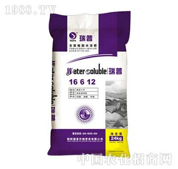 瑞普-含腐植酸水溶肥16-6-12(24kg)