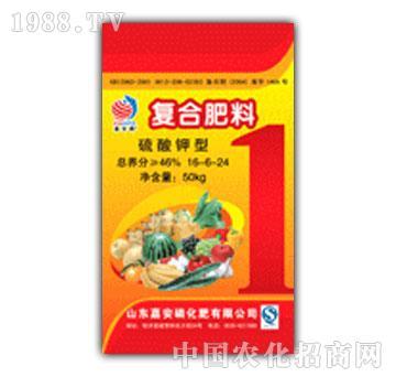 富农-硫酸钾型复合肥