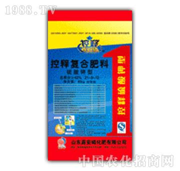 富农-硫酸钾控释肥复合肥