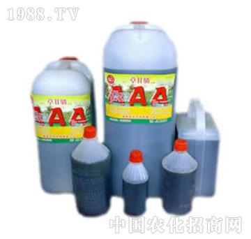润禾-10%草甘膦水剂常规系列