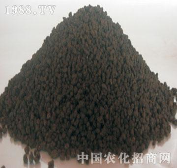 龙岩-颗粒有机肥
