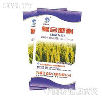 美嘉-复混肥料(水稻专用)