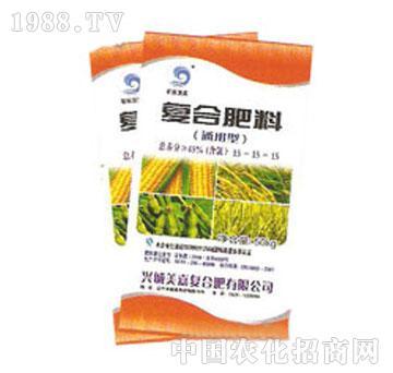 美嘉-复混肥料通用型