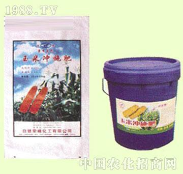 荣峰-玉米冲施肥