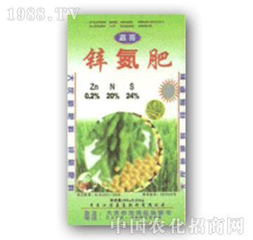 嘉喜-锌氮肥大豆专用肥