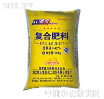 方舟-渗合高氮复合肥