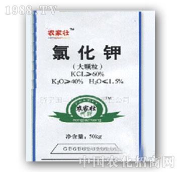 田丰化工-氯化钾(大颗粒)