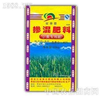 省事丰-46%小麦专用肥