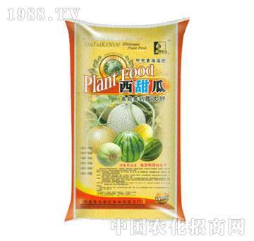 乐农-西甜瓜高能高钙膨大钾