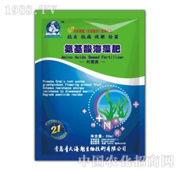 海魁-氨基酸海藻肥