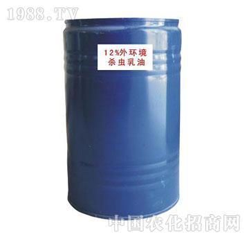 康宇-12%外环境杀虫乳油
