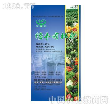 恒丰-菁春园-45%有机肥