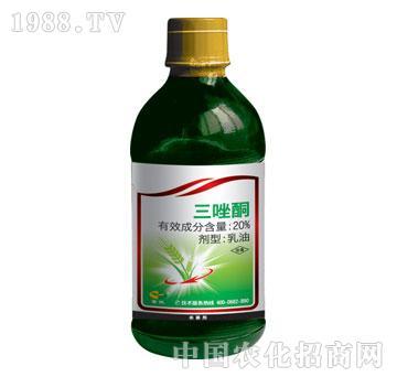 豪德-三唑酮