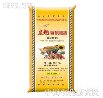 中粮化肥-豆粕有机肥料硫酸钾型