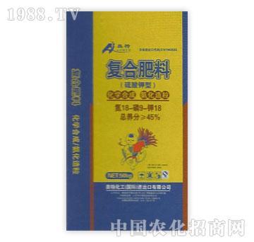 沃科奇-45%复合肥料(硫酸钾型)