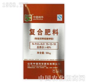 中德利华-复合肥料-智能控释硫酸钾型