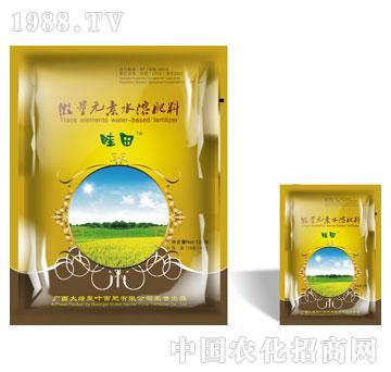 大绿皇-微量元素水溶肥料(广谱型)