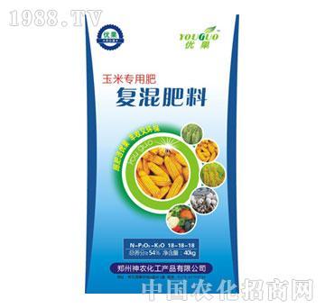 神农化工-优果-玉米专用复混肥料