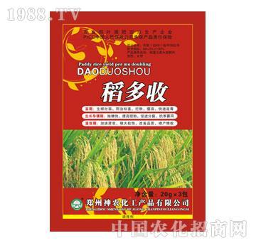 神农化工-优果-稻多收