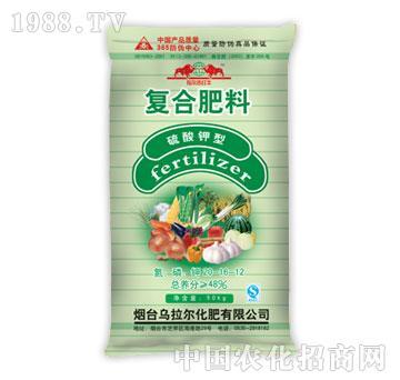 乌拉尔-复合肥料20-16-2