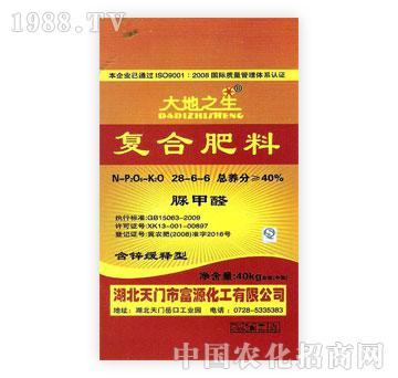 富源-脲甲醛复合肥料