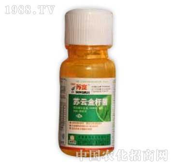 亿友-苏宽-8000IU/微升苏云金杆菌