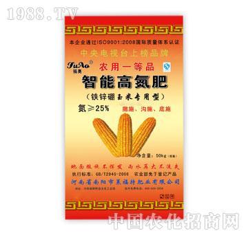 莱福特-智能高氮肥(玉米专用)