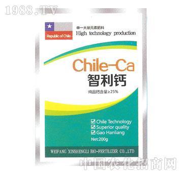 新生力-智利钙