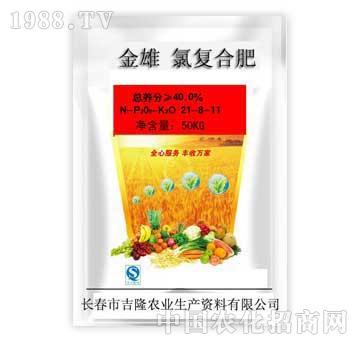 吉隆-金雄氯复合肥