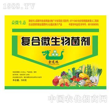 金龙珠-复合微生物菌剂