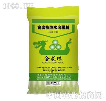 金龙珠-含腐植酸水溶肥料(水溶型)