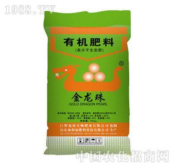 金龙珠-有机肥料高分子生态肥