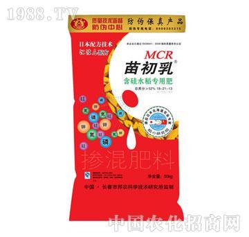 邦农-苗初乳水稻壮秧剂