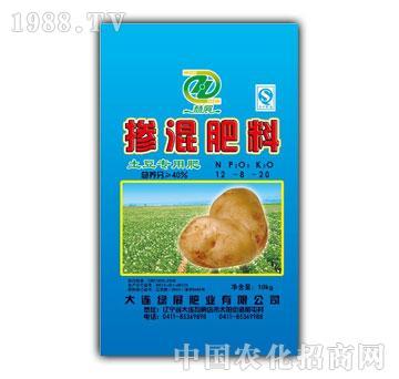 绿展-10KG土豆专用肥