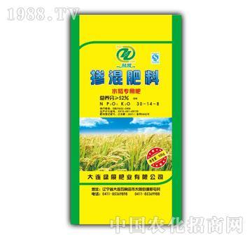 绿展-50KG水稻专用肥