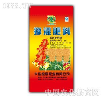 绿展-40KG玉米专用肥