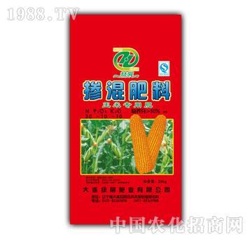 绿展-25KG玉米专用肥