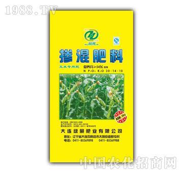 绿展-50KG玉米专用肥