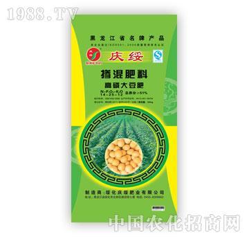 力圣-庆绥牌大豆专用肥(14-25-12)