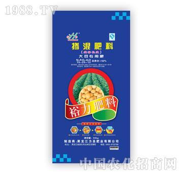 力圣-裕力牌大豆专用肥(15-25-12)