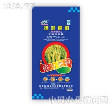 力圣-裕力牌水稻专用肥(17-19-14)
