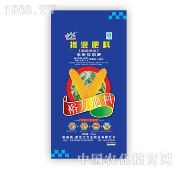 力圣-裕力牌玉米专用肥(18-19-11)