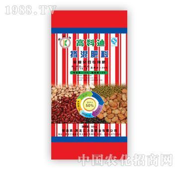 力圣-高科迪牌杂粮杂豆专用肥(12-15-8)