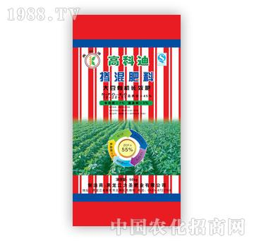 力圣-高科迪牌大豆有机长效肥(12-22-11)