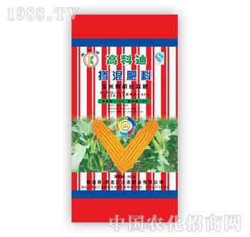 力圣-高科迪牌玉米有机长效肥(13-18-11)