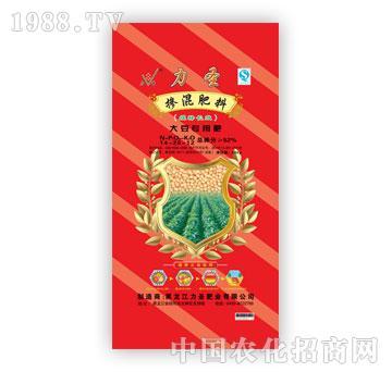 力圣牌大豆专用肥(14-26-12)
